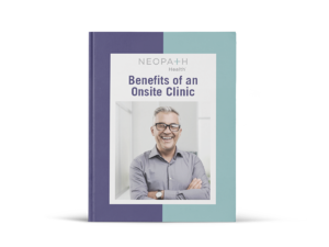 Benefits of an onsite clinic LP