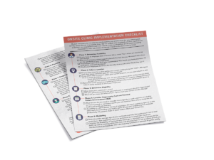 onsite clinic checklist lp