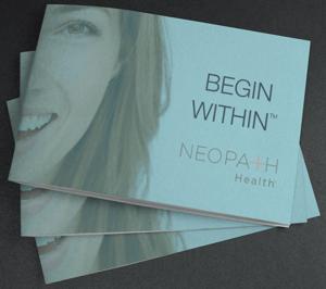 NeoPath Booklet Screenshot